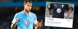 Malmö FF:s nya bortatröja kan ha läckt – på Twitter