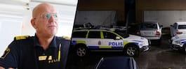 Polischefen: Gängmorden stjäl polisresurser från landsbygden
