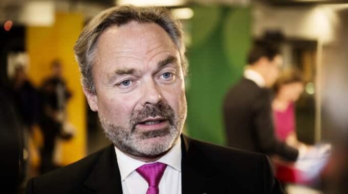 Jan Björklund, partiledare för Liberalerna. Foto: Anna-Karin Nilsson