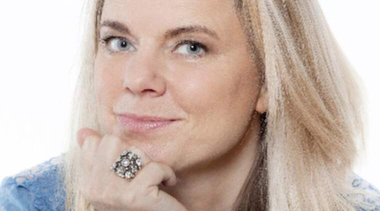 Carin Hjulström. Foto: Forum