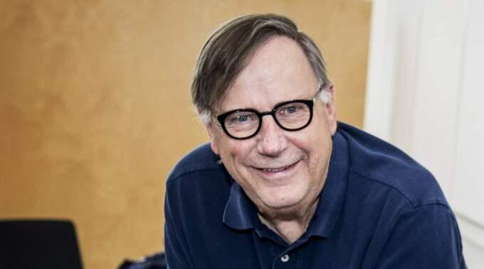 Sven Melander räddade livet på professorn, enligt GW Perssons syster. Foto: Christian Örnberg
