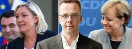 Europeisk politik är sig inte längre lik