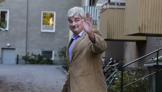 Förre S-ledare Håkan Juholt. Foto: Lisa Mattisson Exp