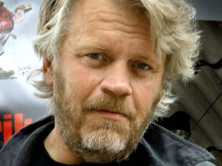 Ronny Eriksson fick föras akut till sjukhus – men ska nu må bra. Foto: Leif Jacobsson - 760