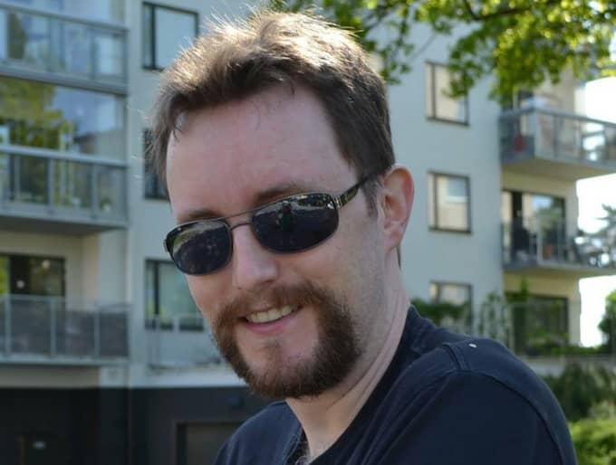 Fabian Norlin vill skrota sommartiden. Foto: Privat