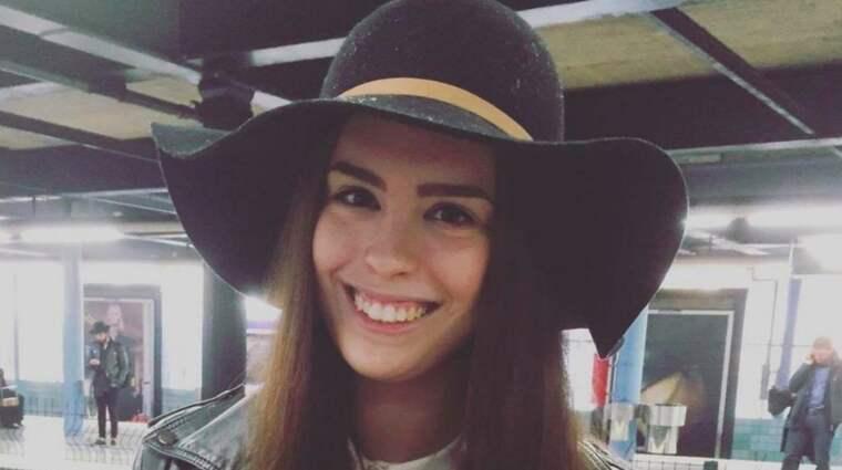 Aleksandra Boscanin ligger bakom ursäktstweeten till Israel. Foto: Privat