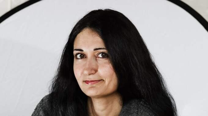 Sakine Madon. Foto: Axel Öberg