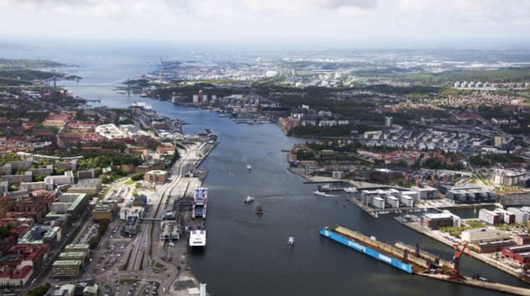 På rankinglistor över företagsklimat har Göteborg rasat de senaste åren och ligger nu på en medioker 182:a plats. Foto: Robin Aron