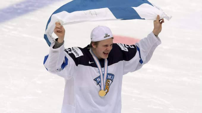 Finland blev JVM-mästare. Foto: Markku Ulander