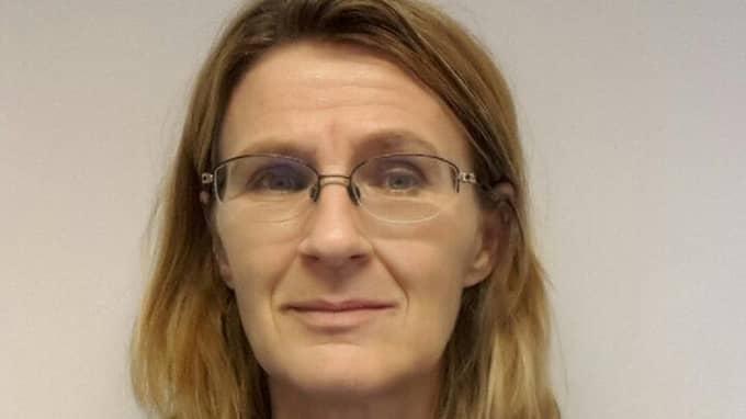 Överläkare Karin Mellgren.