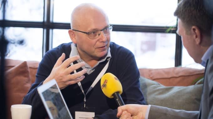 Terrorexperten Magnus Ranstorp tycker att det är bra att Säpo har agerat. Foto: Sven Lindwall