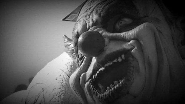 Skrämmande clowner har synts på flera platser i landet