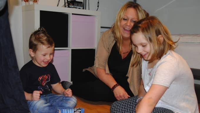 """""""Men om inte de vuxna kan bete sig, hur ska vi då kunna lära våra barn vad som är rätt och fel?"""", säger Malin Birgersson. Foto: Oskar Svensson"""