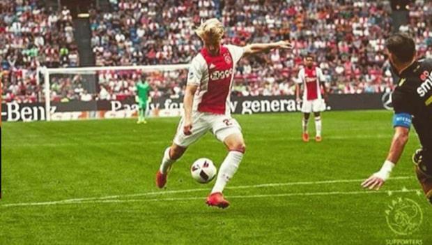Danske Kasper, 19 - nya Zlatan?