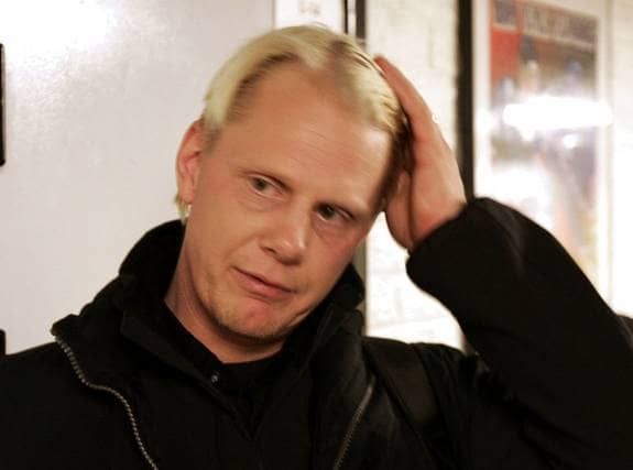 """""""De räcker inte till i elitserien, jag har inte sett något extra i Malmö"""", säger gamle Malmötränaren och hockeyexperten Niklas Wikegård. Han tror inte Malmö klarar av att ta sig till elitserien. Foto: PER WISSING"""