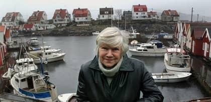 Birgitta Stenberg Foto: Leif Gustafsson