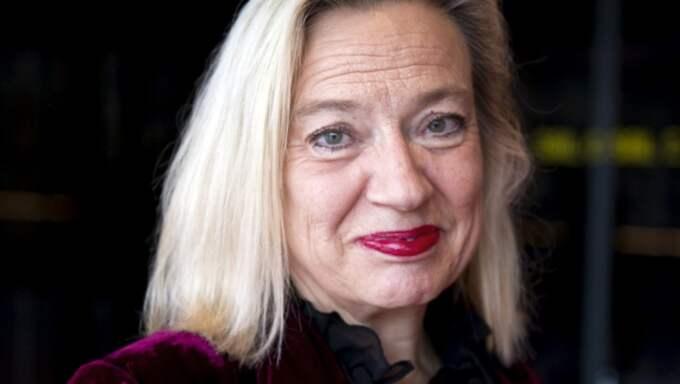 Karin Rågsjö, Vänsterpartiet. Foto: Bertil Ericson/TT