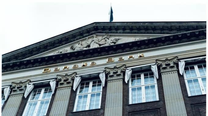 """""""Sådana här mejl kommer i omgångar. Nu påstår sig bedragarna komma från Danske Bank, men det kan lika gärna vara Posten eller någon annan bank som sägs vara avsändaren"""", säger Magnus Lindegren. Foto: Pressbild/Danske Bank"""