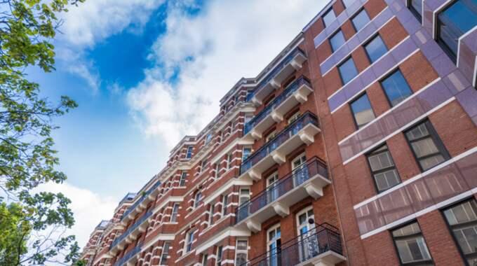 Denna byggnad har ingenting med texten att göra. Foto: Shutterstock.