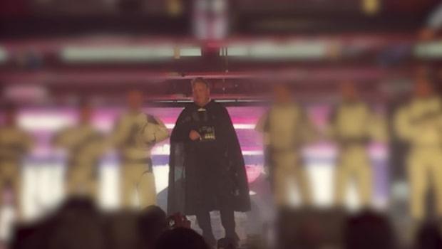 Miljonnotan för statliga Star wars-festen