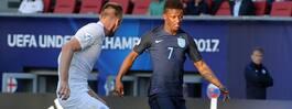 England vände och vann – tungt resultat för Sverige