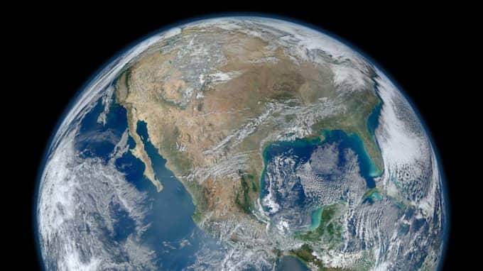 Ny studie visar att möjligheterna att minska klimatuppvärmningen snart är förbi. Foto: Nasa / Barcroft Usa