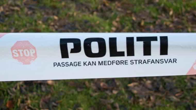 Enligt åtalet har polismannen i vart fall dragit in 27 700 danska kronor på sin privata aktivitet. Foto: Shutterstock
