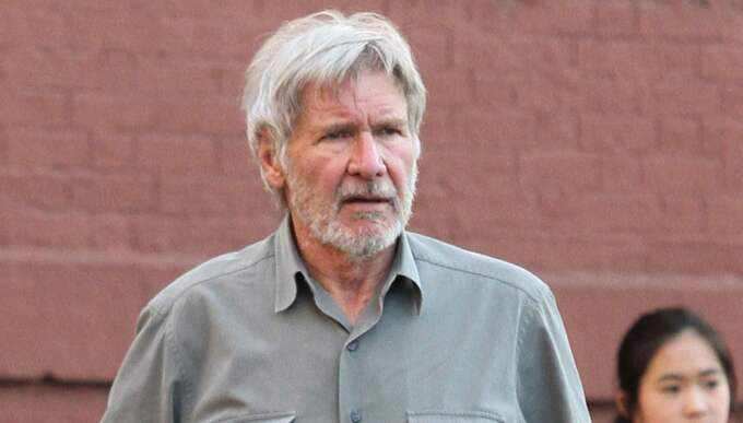 Harrison Ford Foto: Fameflynet Pictures / STELLA PICTURES