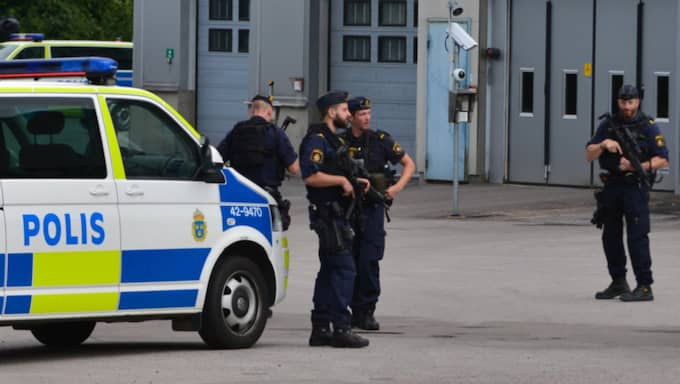 polis norrköping