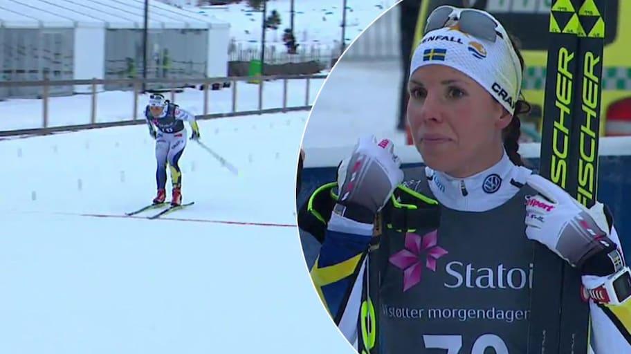 Kallas styrkebesked i comebacken i Norge