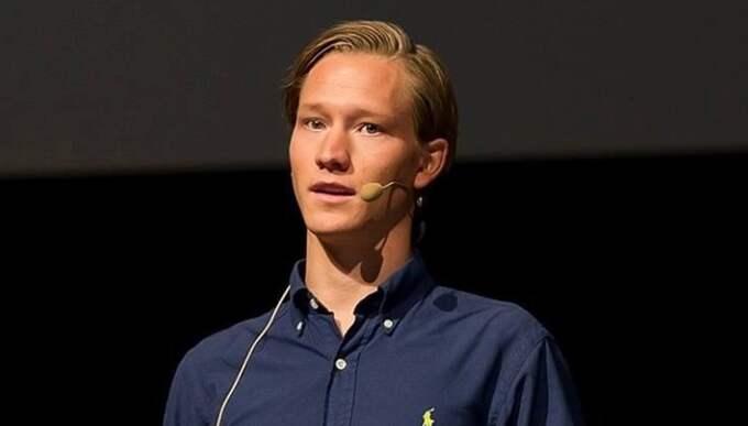 Charlie Eriksson, 24, gick in i en depression som höll på att kosta honom livet – nu vill han hjälpa andra att våga känna efter i tid. Foto: Albin Rylander