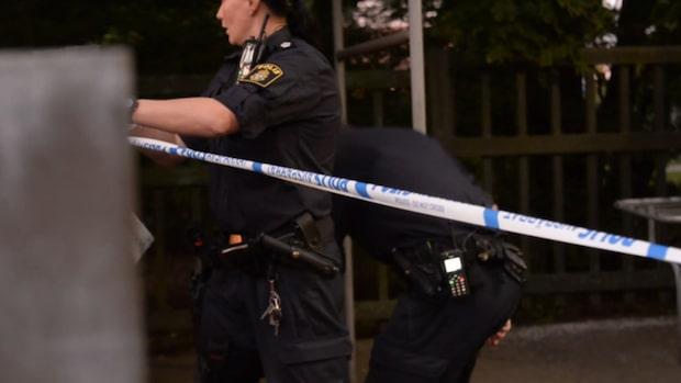 En av de skjutna på Censorsgatan har avlidit