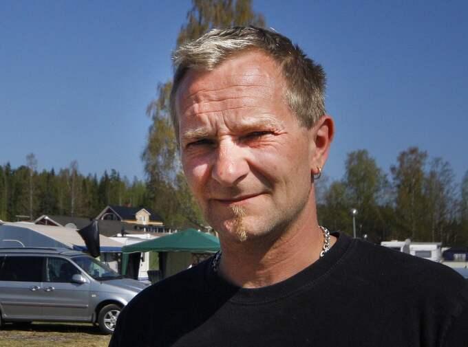 Stig Engebretsen räddade 11-åringens liv. Foto: Kjell R. Hermansen