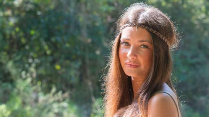 """Elin Bergius när hon var med i norska """"Paradise hotel"""". Foto: Tv3/Rune Benediktson"""