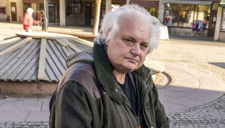 """""""Låt Calmfors irra på Clas Ohlson!"""" röt Göran Greider och uppmanade statsministern att skälla ut låglönelobbyisterna. Foto: Bertil Ericson / Tt"""