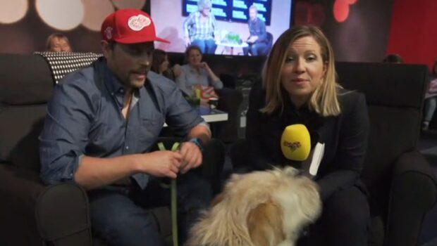 Under extremt tuffa omständigheter under VM i multisport i Ecuador möts hund och människa