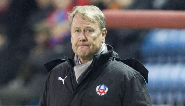 Förre HIF-tränaren Åge Hareide finns med på Malmö FF:s lista över tänkbara namn att ersätta Rikard Norling. FOTO: ULF RYD Foto: Ulf Ryd