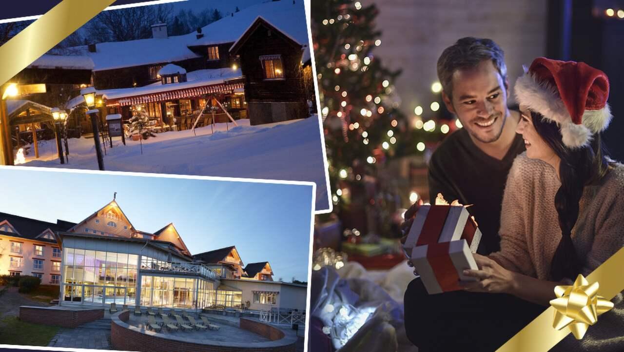fira jul på herrgård