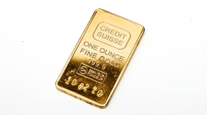 Många vägpirater försöker sälja falskt guld. Foto: Kristoffer Wikström
