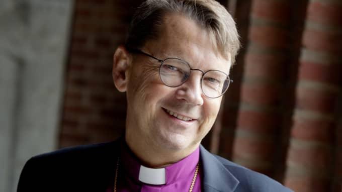 Biskop Johan Tyrberg. Foto: Martin Lindeborg