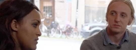 4133 DAGAR. Dawit Isaak har suttit fängslad i Eritrea i 4 133 dagar. Hans dotter Betlehem har nu träffat Martin Schibbye som satt fängslad i Etiopien. Foto: Utbildningsradion