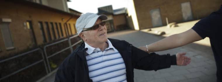 Henryk Grynfeld, 65, ursprungligen från Polen möter judehatet på nytt i Malmö. Foto: Karl Melander