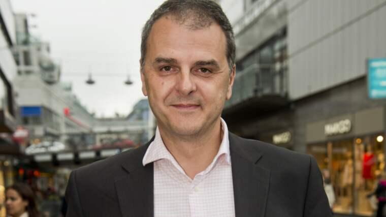 Jasenko Selimovic, europaparlamentariker, (L). Foto: Christian Örnberg