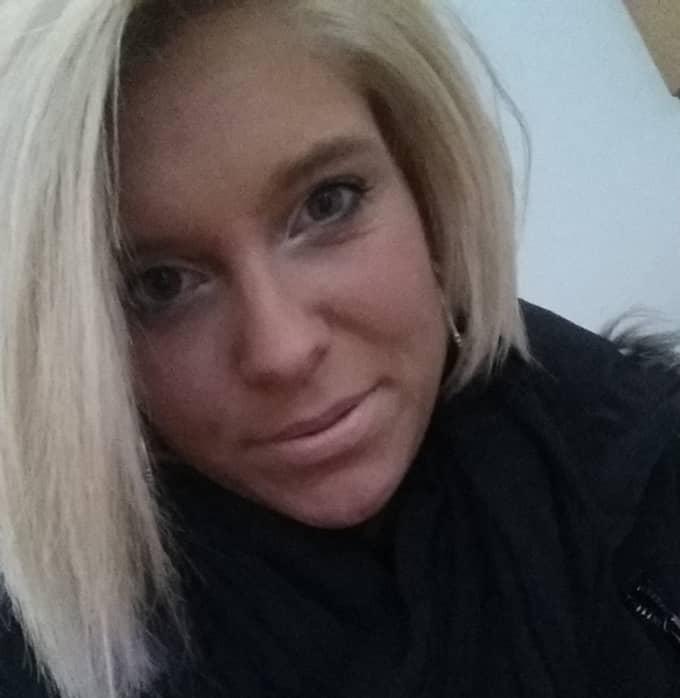 Camilla Niklasson. Foto: Privat