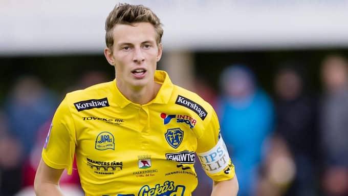 Gustaf Nilsson har träffat minst en klubb. Foto: Krister Andersson