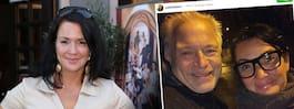 Sofia Wistams bild med ex-pojkvännen