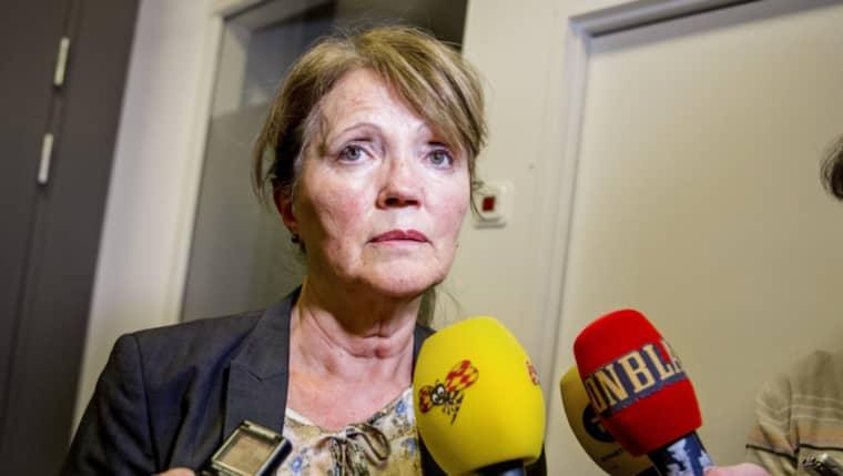 """Hovrätten nekar Rönnbäck de 140 000 kronor hon begärt i ersättning gällande sin """"egen utredning."""" Foto: Alex Ljungdahl"""