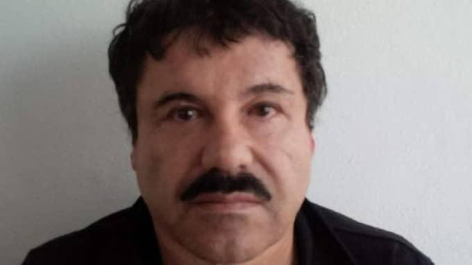 """Joaquín """"El Chapo"""" Guzmáns filmplaner gjorde att utredarna kunde hitta honom Foto: AP"""