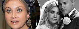 Camilla Läckbergs fina bröllopsgåva
