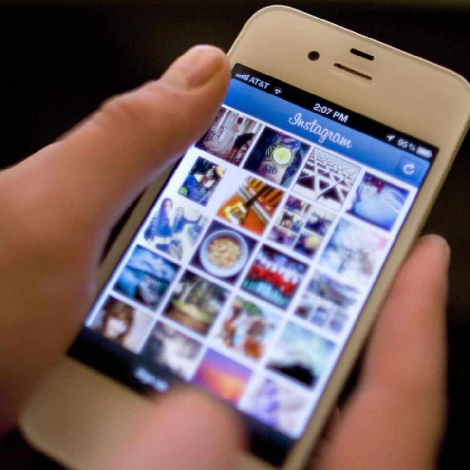Intresset för Instagram stiger bland svenskarna